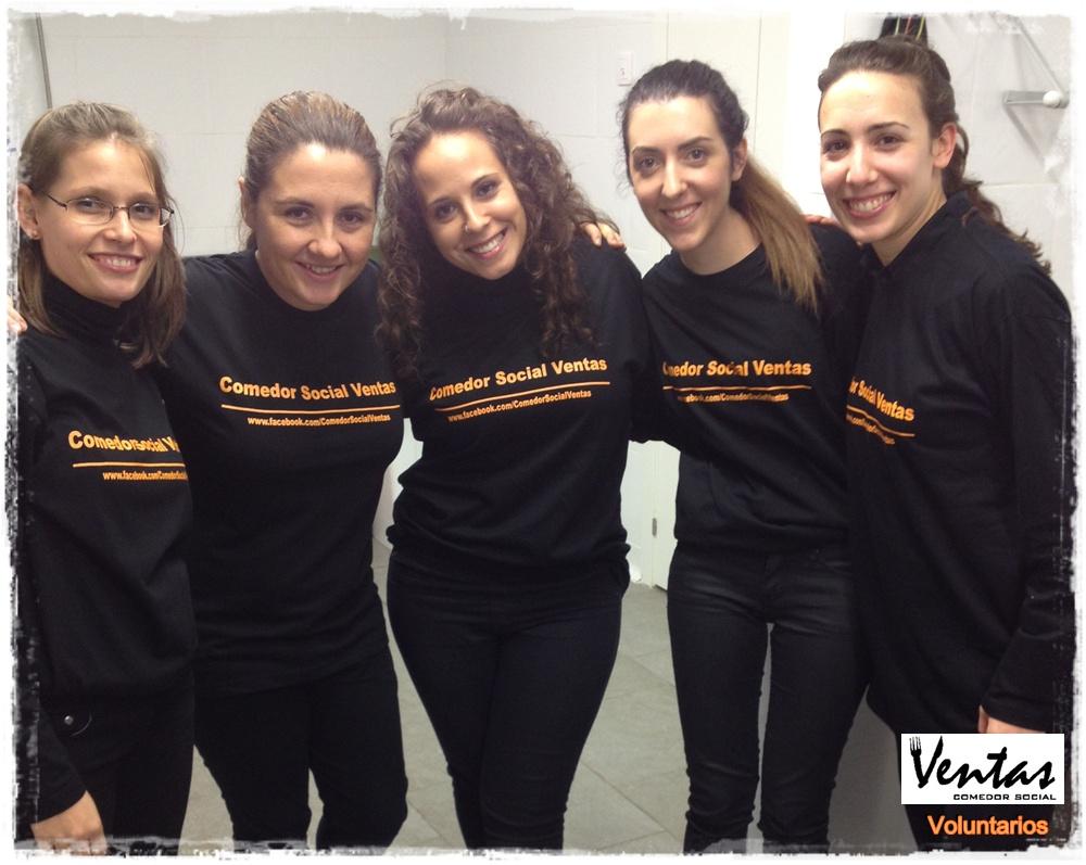 Beautiful Voluntariado Madrid Comedores Sociales Contemporary ...